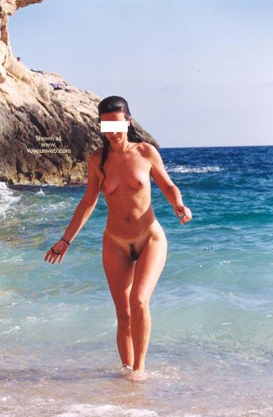 Pic #4 - Jeanne In The Beach