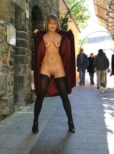 Pic #10 - *Co Elise Nothing Under My Coat 2 Of 2