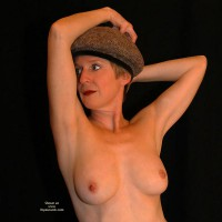 Here I Am! - Hat, Mature, Topless