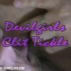 Devilgirl's Yummy Clitoris