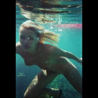 Naked Girl Diving - Naked Girl, Nude Amateur