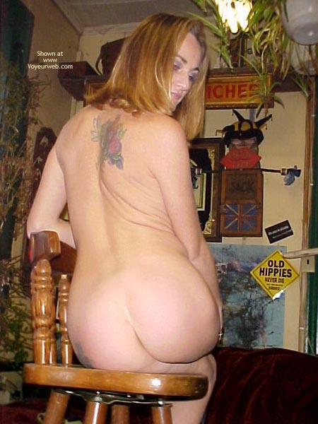 Pic #3 - Lexy In Just Boots