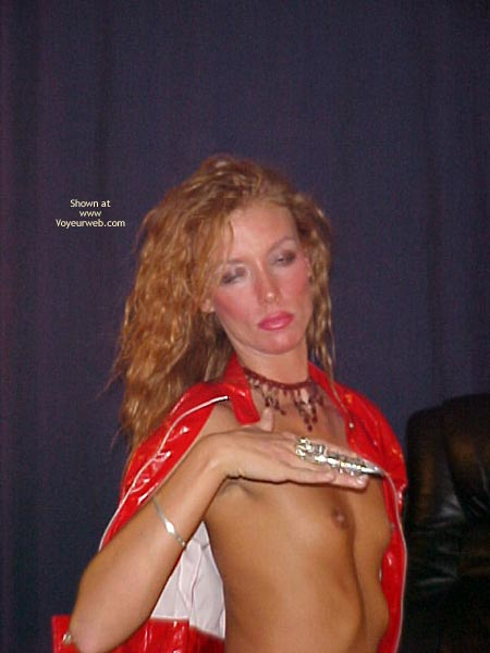 Pic #3 - Jenna Red Hot Poses