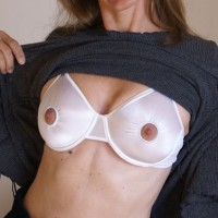 Nipple Free Bra