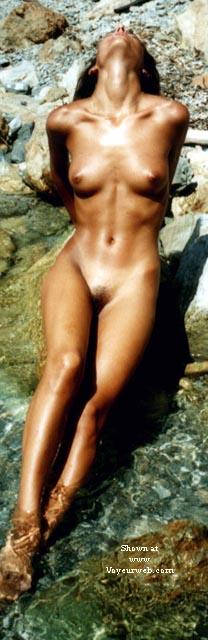 Pic #2 - mi mujer en la playa 3