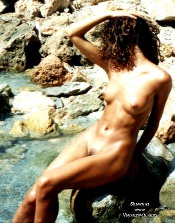Pic #7 - mi mujer en la playa 3