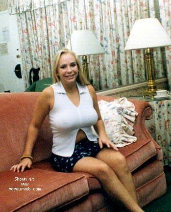 Pic #3 - Gloria the receptionist