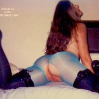T  In Pantyhose