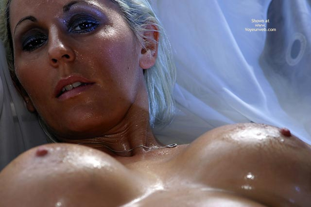 Pic #6 - Jan Wet Boobs And Body