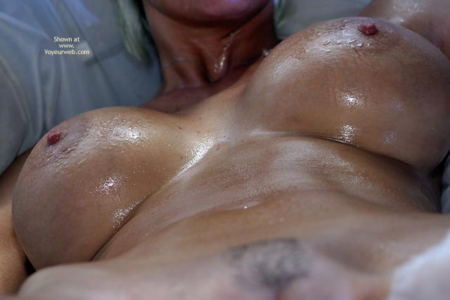 Pic #8 - Jan Wet Boobs And Body