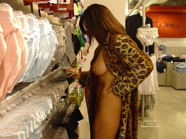 Pic #2 - Tezenis Shopping For Grace
