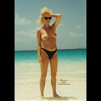 Debbie On The Beach