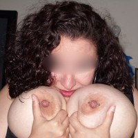 Her Lovely Big Breasts