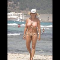 Big Boobs And Bejeweled In Ibiza