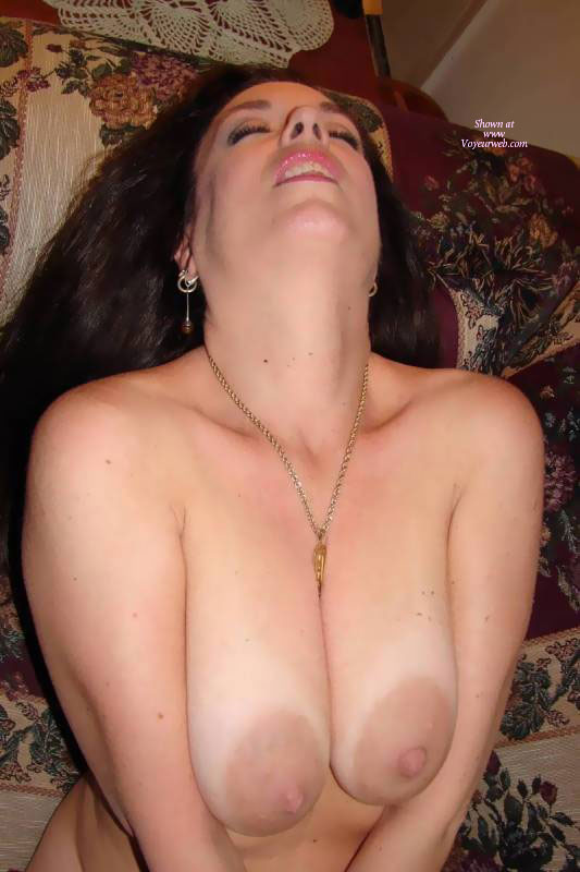 Big chest nude caught