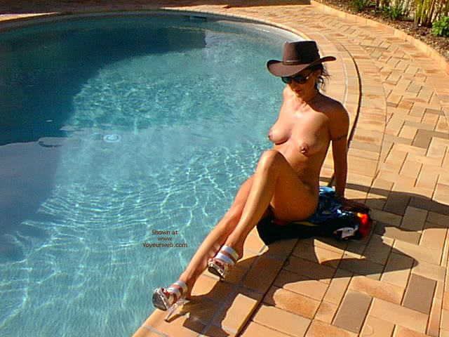 Pic #6 - Beejay  By The Pool