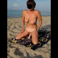 Monica Beach Slut
