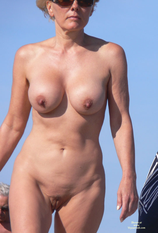 French Nude Beach - October, 2009 - Voyeur Web-4543