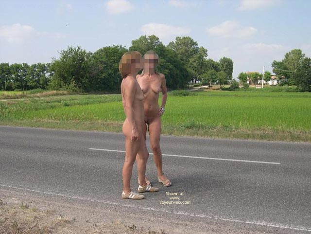 Pic #10 - *Gg Girls On The Road  Donne Per Strada