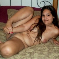 Pinky Sexy Indian Wife