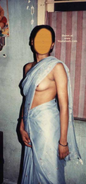 Pic #3 - Bombay Lady In Saree 2