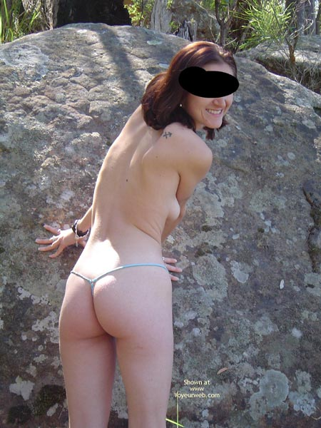 Pic #6 - Babe And Nature