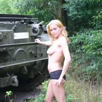 Salute To The Tanks