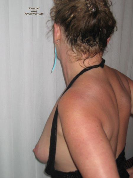 Pic #9 - Cheryl In Sheer Black