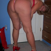 My wife's ass