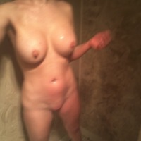 My very large tits - hornygirl