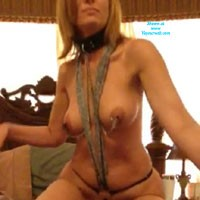 Jill Getting Ready - Blonde, MILF, Shaved, Small Tits, Wife/Wives