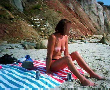 Pic #1 - Nude Beach Visit