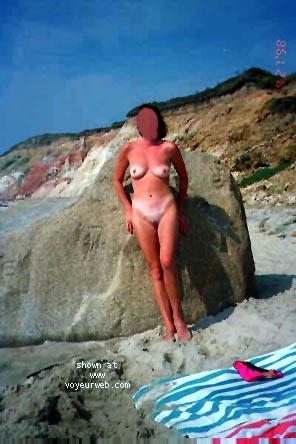 Pic #8 - Nude Beach Visit