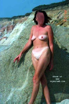 Pic #9 - Nude Beach Visit