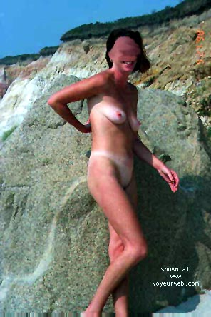 Pic #10 - Nude Beach Visit
