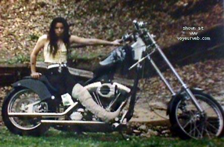 Pic #3 - Harley BABE