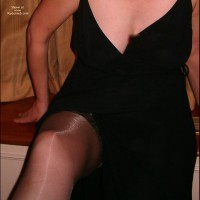 Stockings Wife At 44