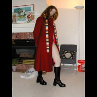 Marie's Red Coat & Boots, Part 2