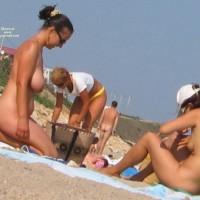Big Ones On Black Sea's Beaches 1