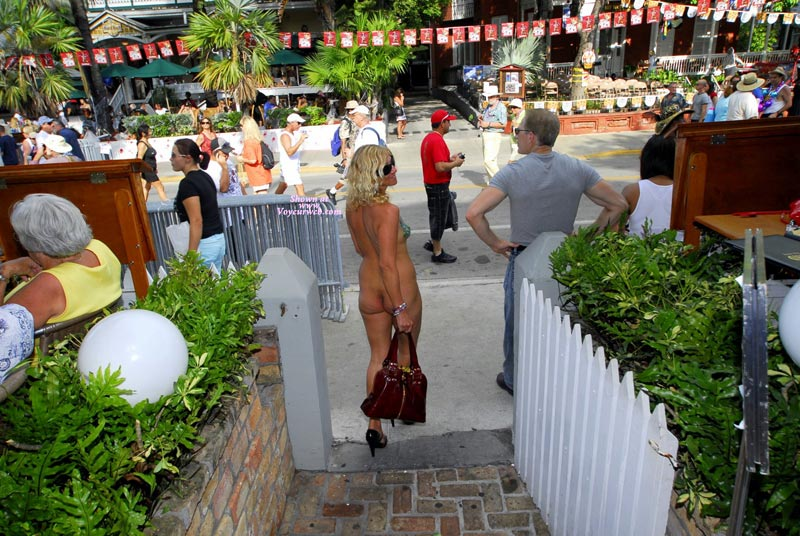 Pic #5 Sunkissed Nude In Key West