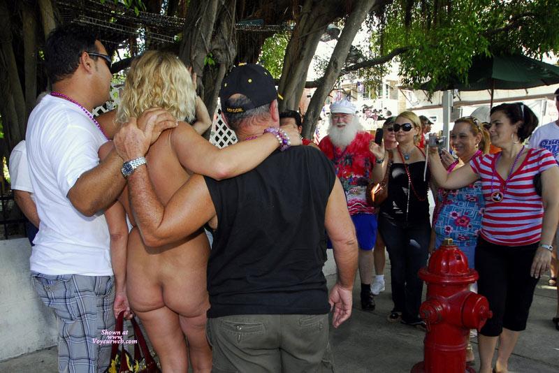 Nude in key west