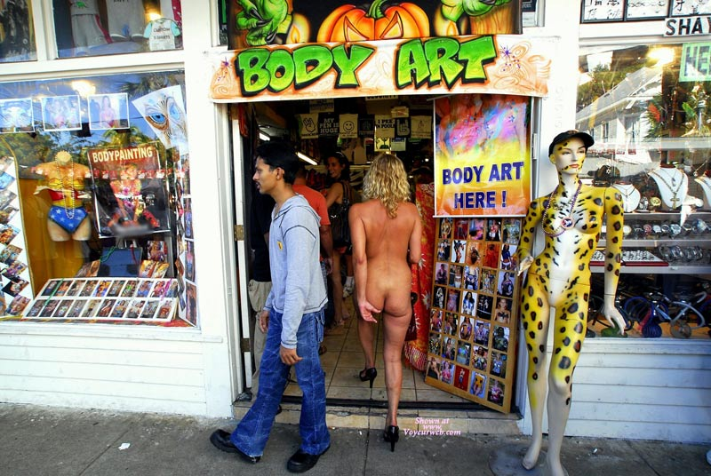 Pic #10 Sunkissed Nude In Key West