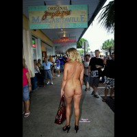 Sunkissed Nude In Key West