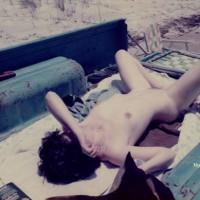 Early Hot Honey At The Beach