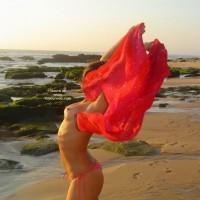 Erect Nipples - Erect Nipples, Topless Beach