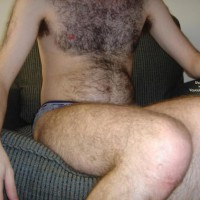 M* Hairy Man, First Time