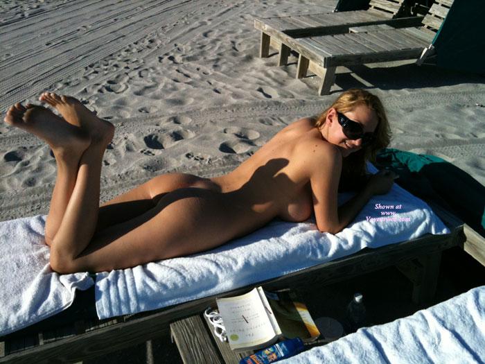Sanibel island nude beach