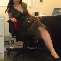 *NY Pre-Holiday Party Office Stockings