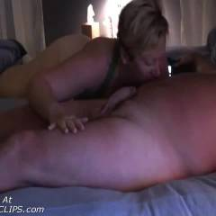 New Years Day Blowjob