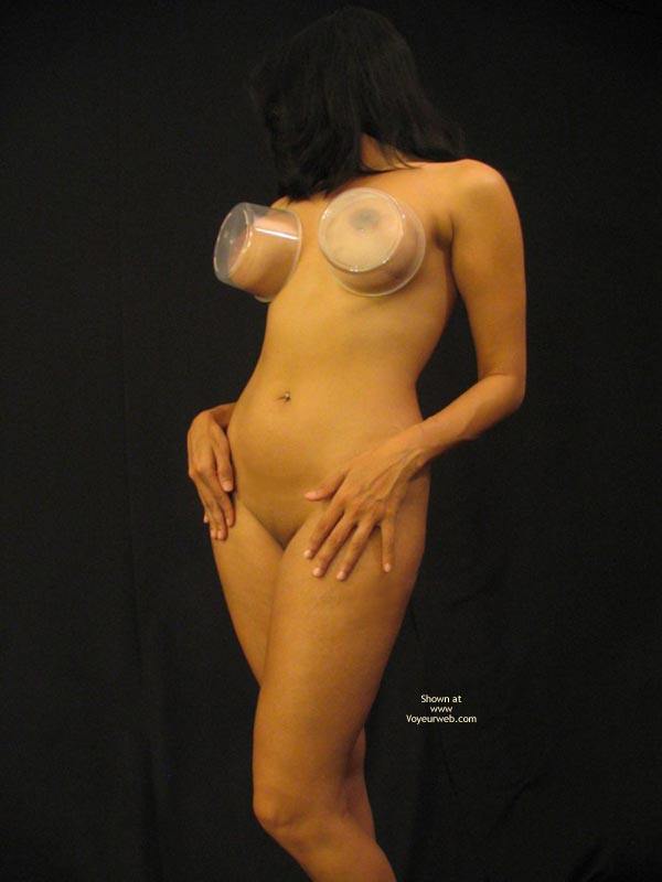 Pic #1 - Nude Girl With Tits In Tupper Ware - Naked Girl, Nude Amateur , Plastic Breasts, Tits In Tupper Ware, Suction Tits, Vacum Fresh, Vacuum Fresh Tits, Tupper Tits